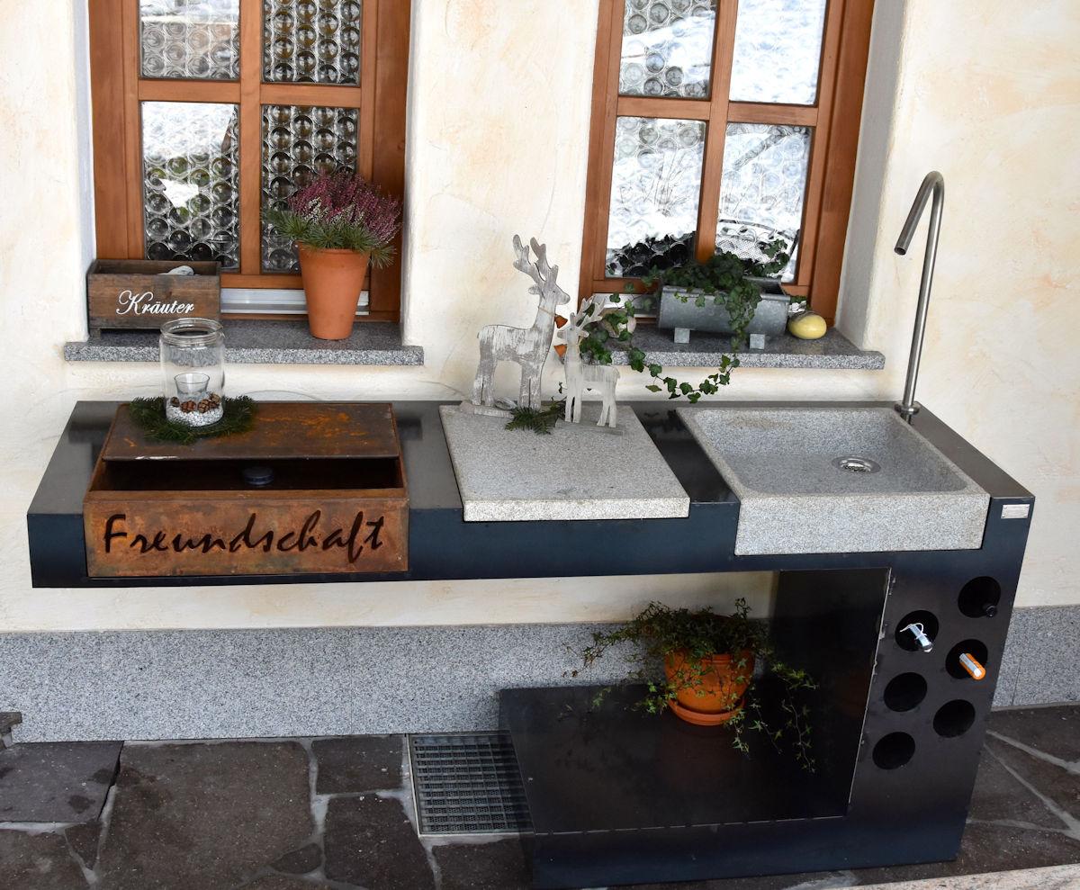 Outdoorküche Klein Wanita : Deko outdoor küche: geniale ideen grill für outdoor küche und schöne
